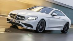 2015 Mercedes-Benz S63 AMG 4MATIC Coupe. Mercedes-Benz of Huntington.