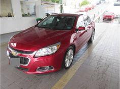 Chevrolet Malibu 2014 DEMO Paquete C  Automatico Rojo
