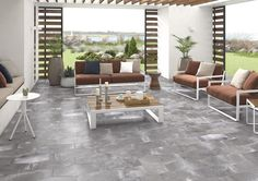 Factory Hex Taupe 240x490