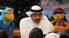 Emirati Foreign Minister Sheikh Abdullah bin Zayed Al Nahyan has taken part in the Sesame Street television program for children where he read a tale among a number of kids attending the shooting. . . The minister was invited to appear on the show as part of an initiative titled Giving is Happiness. . Don't you just love the Emiratis? . #funny #funnyaf #lol #instagood #funnymemes #fun #meme #memes #love #cool #funnyshit #laugh #humor #funnyvideos #comedy #wtf #lmao #laughing #hilarious…