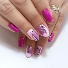 10 creative nail designs for short nails to create unique styles Nail ideas NailiDeasTrends Evil Bee Creative Nail Designs, Short Nail Designs, Beautiful Nail Designs, Creative Nails, Nail Art Designs, Nails Design, Funky Nail Designs, Beautiful Nail Art, Bling Nail Art