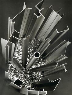 Sievers, Wolfgang, Aluminium Profiles, Alcoa, Point Henry, VIctoria 1973