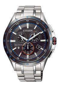 スマートフォンとリンクするアナログ腕時計「エコ・ドライブ Bluetooth」にスーパーチタニウム™モデルが初登場 2017年 3月9日発売予定 [CITIZEN-シチズン腕時計]