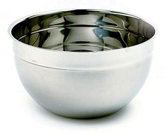 Norpro 5Quart Stainless Steel Bowl 95Inch *** Click for Special Deals  #MixingBowls