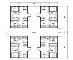 cargo-container-house-floor-plans-plan-building-489776 « Gallery of Homes