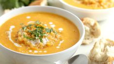 19 hearty soups you can whip up in under an hour - @theloopca