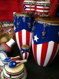 When I was in my and living alone in Manhattan. my comfort would be to sit and play my congas and bongos to Tito Puente and all my fab salsa musicians of the time . I loved my congas. they rooted me to my Yoruba heritage. Puerto Rican Music, Puerto Rican Flag, Mocha, Puerto Rico Pictures, Puerto Rico Food, Salsa Music, Puerto Rico History, Puerto Rican Culture, Enchanted Island