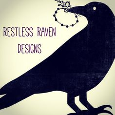Browse unique items from RestlessRavenDesigns on Etsy, a global marketplace of handmade, vintage and creative goods.