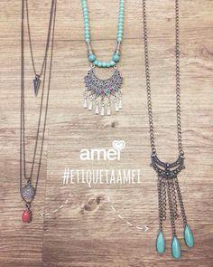 ️acessórios @loja_amei  #etiquetaamei #lojaamei #colar #amamos #muitoamor