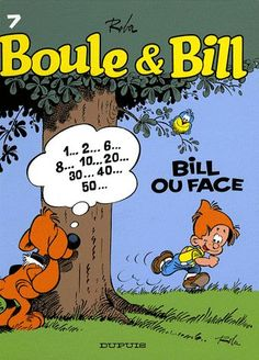 Boule Et Bill Tome 7 - Bill Ou Face - Jean Roba