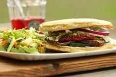 Savory Pancake - Vegetarian
