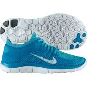 Nike Women's Free 4.0 Flyknit Running Shoe