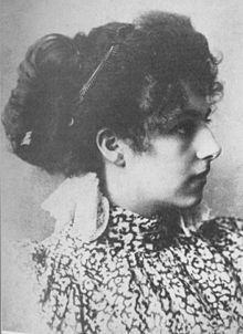 Mata Hari rond 1900