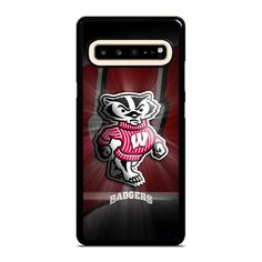 WISCONSIN BADGER LOGO Samsung Galaxy S10 5G Case Cover  Vendor: Favocase Type: Samsung Galaxy S10 5G case Price: 14.90  This premium WISCONSIN BADGER LOGO Samsung Galaxy S10 5G case will create premium style to yourSamsung S10 5G phone. Materials are from durable hard plastic or silicone rubber cases available in black and white color. Our case makers customize and design each case in high resolution printing with best quality sublimation ink that protect the back sides and corners of phone… Samsung Galaxy Note 8, Galaxy S8, Samsung S7 Edge Cases, Samsung S9, Iphone Cases, Wisconsin Badgers, Silicone Rubber, Black And White Colour, Plastic