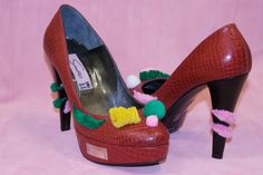 RED PUMP BY SORELLE