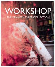 Workshop: The Kenneth Tyler Collection, in library soon! Workshop tells the story of Kenneth Tyler, one of the twentieth century's preeminent master printers, publishers, and arts educators who, after establishing himself in 1965, set about to engage some of the most creative minds of the postwar era.
