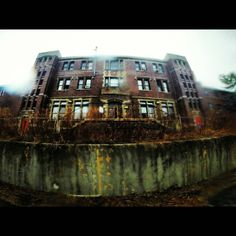 Camp LaGuardia Chester NY  #abandoned #camp #laguardia #chester #photography