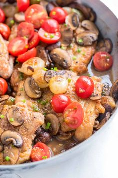 How to Make the Best Chicken Marsala