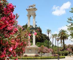 Paseo de Catalina de Ribera, Seville (Spain)