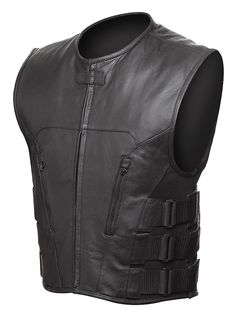 Every day is a battleground on the streets. It's you and your motorcycle against an army of cagers, and the Street & Steel Assault vest is your uniform. Put it on, fire up the V-Twin, and ride off to victory.