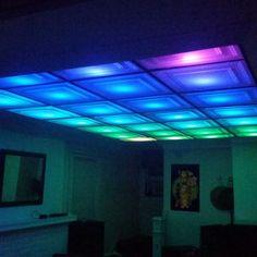 Lighted Drop Ceilings