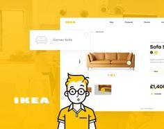 Podívejte se na tento projekt @Behance: \u201cShopping made personal - IKEA online experience concept\u201d https://www.behance.net/gallery/52433389/Shopping-made-personal-IKEA-online-experience-concept