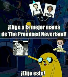 ¡Memes De The Promised Neverland! Runaway Kids, Comic Manga, Devilman Crybaby, Titans Anime, Diabolik Lovers, Attack On Titan Anime, Otaku Anime, Totoro, Neverland