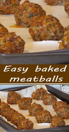 Ground Beef Dishes, Ground Beef Recipes, Pork Recipes, Cooking Recipes, Meatball Recipes, Beef Recipes For Dinner, Brunch Recipes, Appetizer Recipes, Appetizers