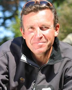 Ed Viesturs, my hero.