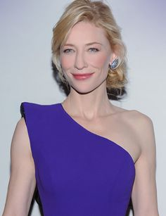 Cate Blanchett - as Freyja?  Maybe she would be better than Julianne Moore...?