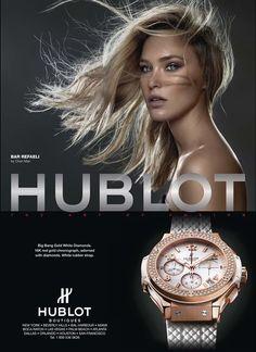 Tag Heuer Watch Advertising with Maria Sharapova | Jewelry ...