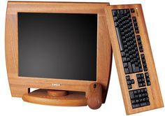 14 best wood computer accessories images wood computer accessories eclectic desks. Black Bedroom Furniture Sets. Home Design Ideas