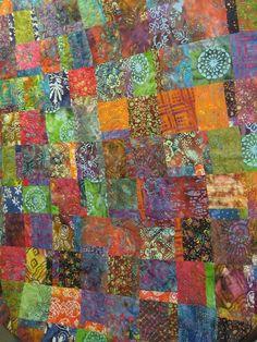batik quilts | visit etsy com