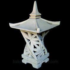 Bali Garden Lamp