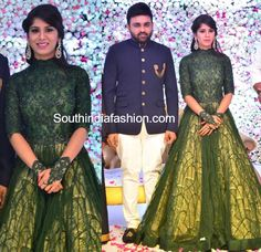 Talasani Srinivasa Yadav Daughter Swathi's Wedding Reception