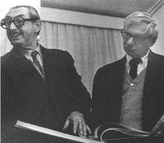 Carlo Scarpa and Louis Kahn