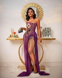 Cynthia Nwadiora- Keeping It Elegant And Stunning Event Dresses, Nice Dresses, Formal Dresses, Ankara Long Gown Styles, Ankara Styles, African Print Dresses, Printed Skirts, Bellisima, African Fashion