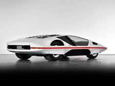 The were a neat time for cars. Like the Maserati Khamsin. The BMW The Lamborghini Countach. And the Ferrari Modulo concept, which, excitingly, had its first drive ever on public roads today. Ferrari, Minivan, Supercars, Maserati Khamsin, Peugeot, Motor V12, Automobile, Volkswagen, 70s Cars