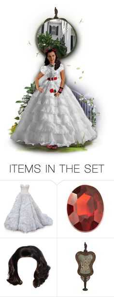 """""""Gone with the Wind"""" by auntiehelen ❤ liked on Polyvore featuring art"""