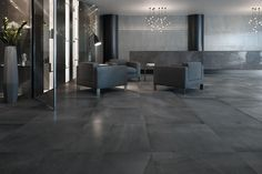 All Over wall-floor tiles by Ceramiche Supergres