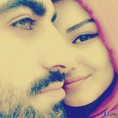 Uploaded by حلالي. Find images and videos about love, hijab and ﻋﺮﺑﻲ on We Heart It - the app to get lost in what you love. Love Couple Images, Couples Images, Cute Muslim Couples, Couples In Love, Beautiful Person, Beautiful Couple, Selfie Poses, Selfie Ideas, Selfies