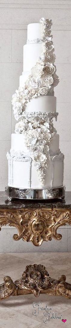 Frivolous Fabulous - Fine Cakes by Zehra WedLux Versace Inspired Wedding Photos Lux Events Co