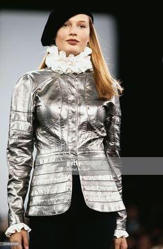 News Photo : Bridget Hall Modeling Ralph Lauren Jacket Bridget Hall, Victoria Secret Lingerie, Contemporary Fashion, Supermodels, Winter Jackets, Ralph Lauren, Ruffle Blouse, Portrait, Modeling