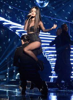Selena Gomez ama awards 2015