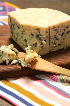 Ewe's Blue: This handcrafted, farmstead cheese is the closest thing Americans have to our own homegrown Roquefort!