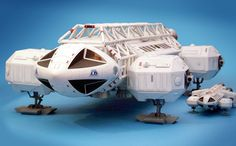 "Space 1999 Eagle 44"" Miniature"