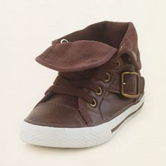hipster sneaker -- I HAD to order these for B and R!