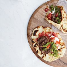Here, the best recipes for extra-juicy lamb burgers to christen your grill this spring.