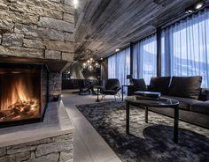 Kappl Hotel in Austria  - Designed by Manfred Jager