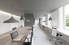 Office 04 / i29   interior architects: http://www.archdaily.com/164072/office-04-i29-interior-architects/